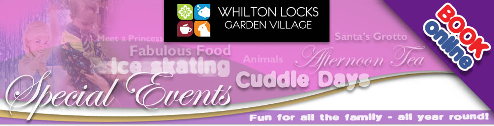 Events at Whilton Locks