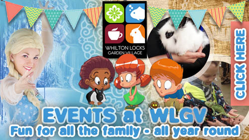 Whilton Locks Garden Village Events